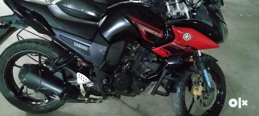 Yamaha fazer 0