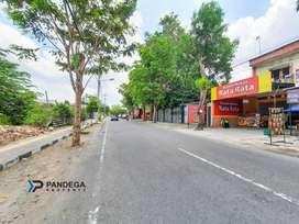 Tanah 800 m2 Cocok Usaha, Gudang di Jl. Lowanu Umbulharjo Tepi Jalan
