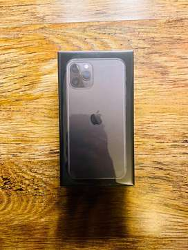 Apple iPhone 11 Pro 64gb Black With Facetime