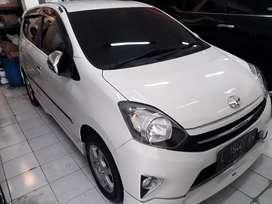Toyota Agya 1.0 G Manual Th 2014