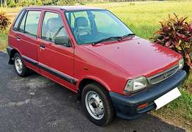 Maruti 800, Special Edition, 5 Gear, AC, Audio Player, Good Condition