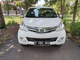 Bissmillah kredit murah Toyota Avanza G matic 2015