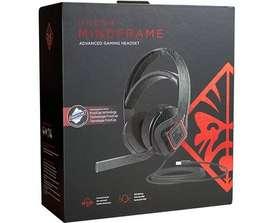 dijual premium gaming headset Omen Mindframe by HP