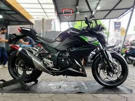 Kawasaki Z 250 -2013, Simpanan_Low Kilometer, Mustika Motor