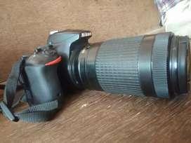 Nikon 5500d