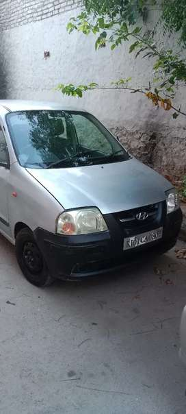 Hyundai Santro Xing 2005 LPG 115000 Km Driven