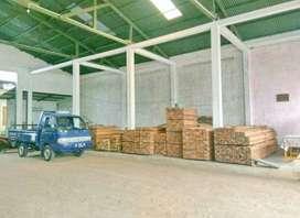 Gudang LB= 534 m2 di Potorono Bantul Jl. Pleret Km.2,5 Cocok Kuliner