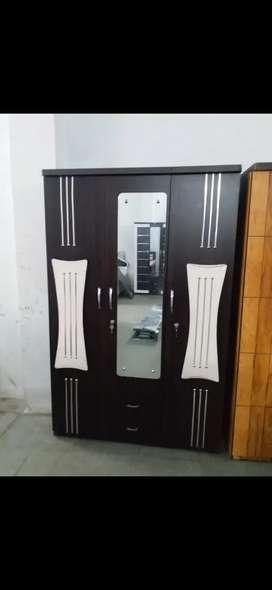 New brand 3 door wardrobe