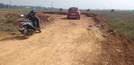200ft.ring road side plot near AIIMS Hospital