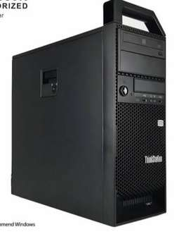 Lenovo S20 Xeon System for Gaming / Rendering / Workstation