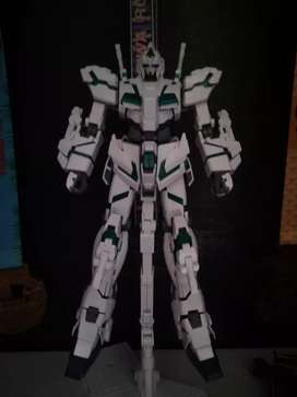 MG Full Armor Unicorn Ver.Ka + Stand Base