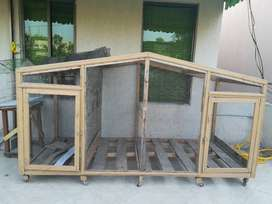 Cage for Hens and Aseel