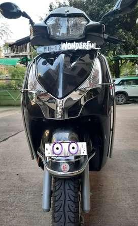 Hero Destini 125 cc Bharat VI Engine
