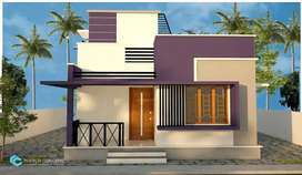 2 bhk villa for sale in a standard community