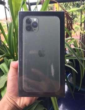 Iphone 11 Promax 256gb masih segel