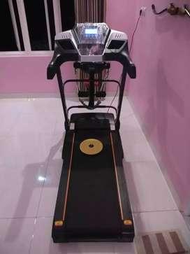 Alat fitness treadmill elektrik i5 bc gft521/ homegym, sepeda statis