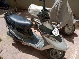 TVs scooty Pep ,2011 model, 9 year old