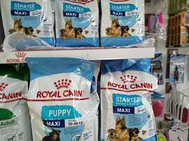 Original French Royal Canin, reflex and happy dog available