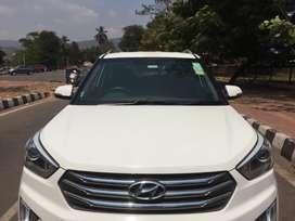Hyundai Creta 2017 Diesel 12500 Km Driven