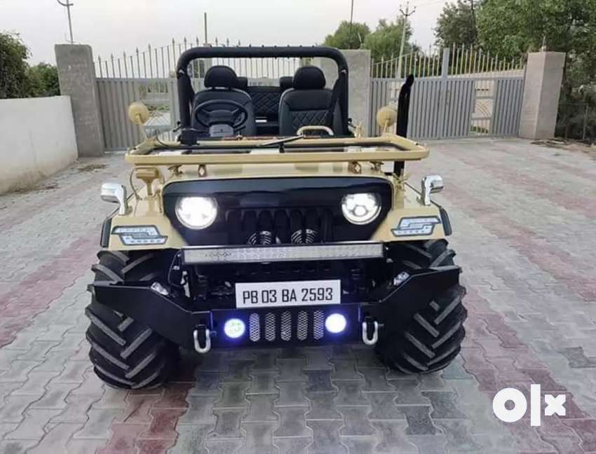 Modified Willy Jeep on Order and Quick Delivery 0