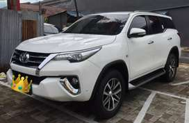 Fortuner SRZ matic 2016