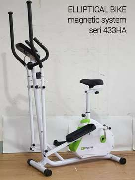 Elliptical bike sr 433EA