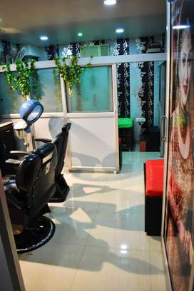SPA ICC - A Fully Furnished beauty salon with all Prof. Equipments
