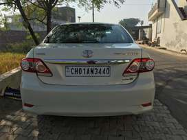 Toyota Corolla Altis 2012 Diesel Well Maintained