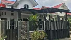 Sale Rumah Cluster Taman Raya