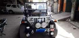 Jonga jeep ready for sale