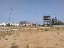 @For sale In ₹ 14.99 Lacs * at Vijayawada HWY,Jaipur % Plot-150 Sqyrd@