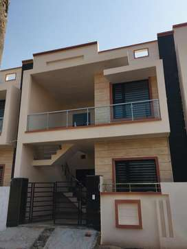 102 Sqyd 3Bhk Independent house in Aman City Kharar