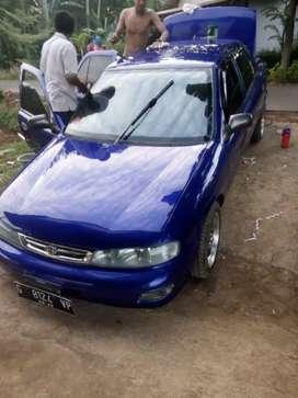 Timor modifikasi siap mejeng