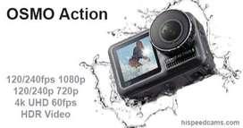 DJI Osmo Action 4K Camera New Original Ready Kreditan Dp700RB