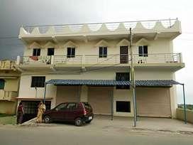 Huge complex for sale at hata haldipokhar main road, chapidih