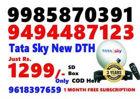 NEW TATASKY CONNECTION AT UBELIEVABLE PRICE