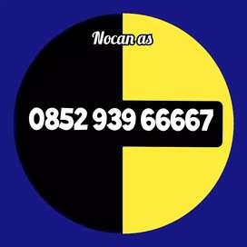 Nomor perdana cantik Telkomsel