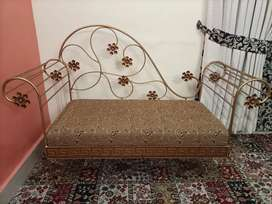 Rod iron couch for sale