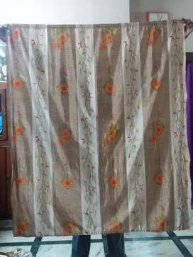 Door and window curtain