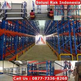 Pabrik Rak Shelving minimarket Harga Bersaing Ready Stok