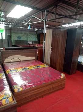 latest brand wooden Bedroom set