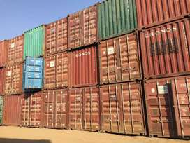 40 Ft Cargo shipping container