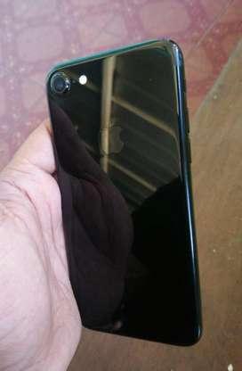 iPhone 7 128GB Jet Black PA/A (RESMI)