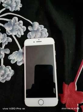 iPhone 7 Rose Gold (Risk to Reset , fingerprint not working)