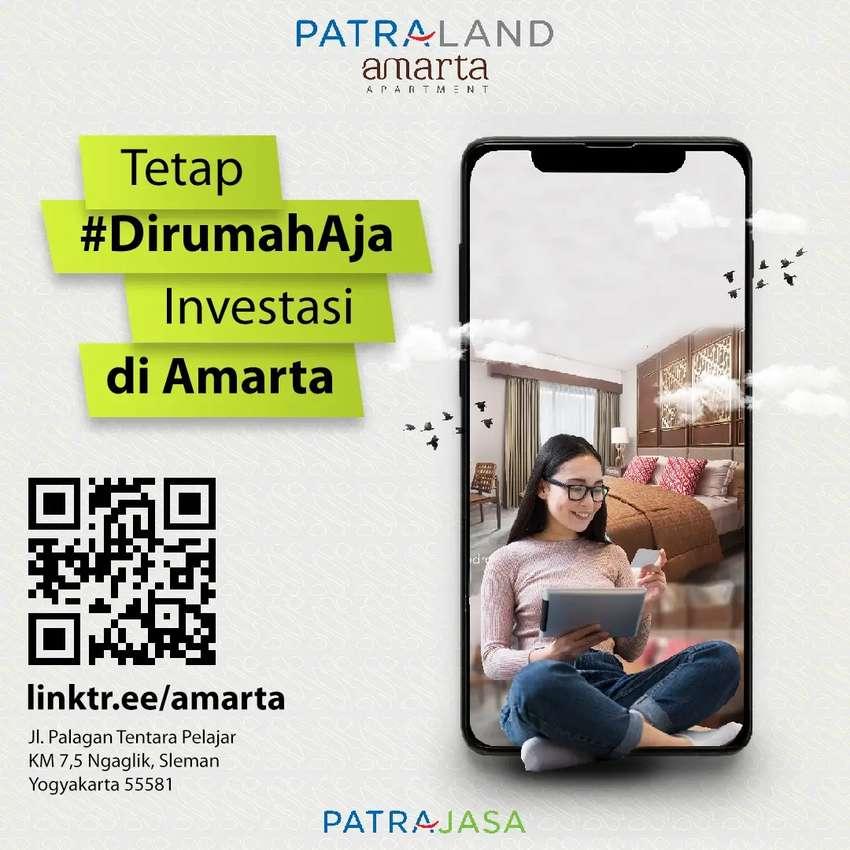 Premium Apartemen Amarta by Patraland Dekat Kampus Di Kawasan Elit e
