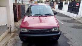 Maruti Suzuki 800 1998 Petrol(Good Condition)