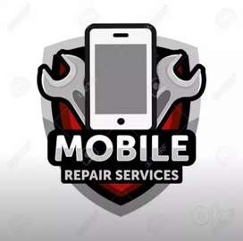 Zuljalal mobiles till lockdown only repairing will be done