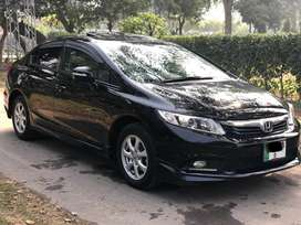 Honda Civic Rebirth 2015 oriel Prosmatic