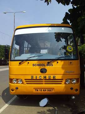 school bus eicher 42 seats