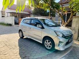 Dijual Toyota Agya th 014 nego